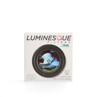 Luminesque 67mm Circular Polarizer and UV Slim PRO Filter Kit
