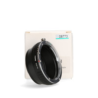 Fotasy Fuji-X to Canon-EF adapter