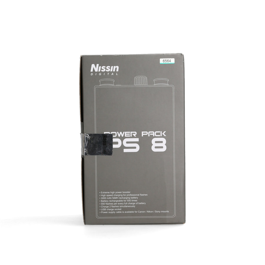 Nissin Power pack  PS-8 voor Canon