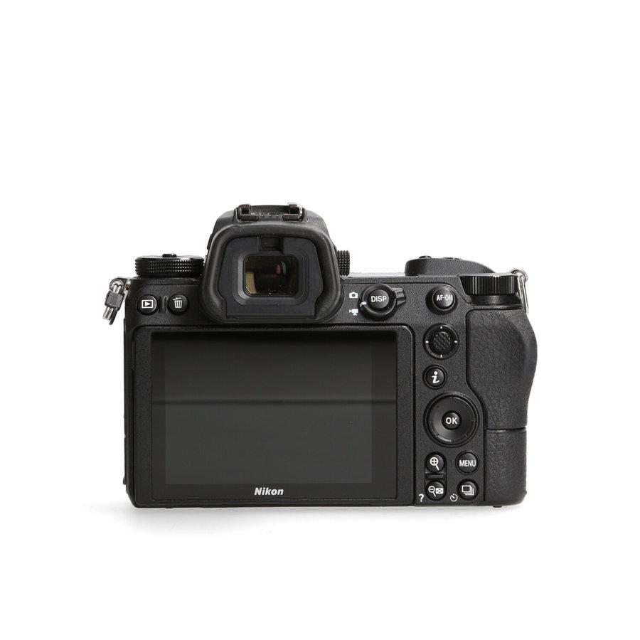 Nikon Z6 (Defecte viewfinder) - 21.236 kliks -- Incl. BTW