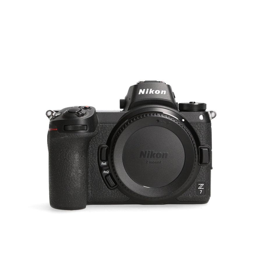 Nikon Z7 - 11.000 kliks