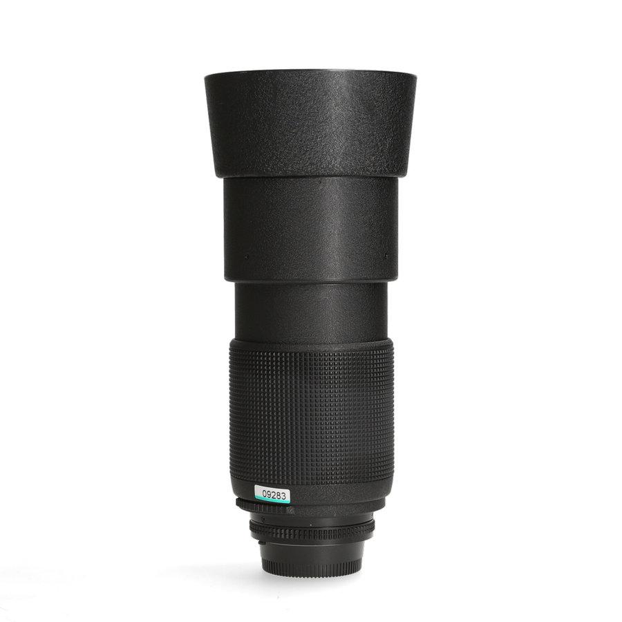 Nikon 80-200mm 2.8 D AF Nikkor ED (Schuifzoom)