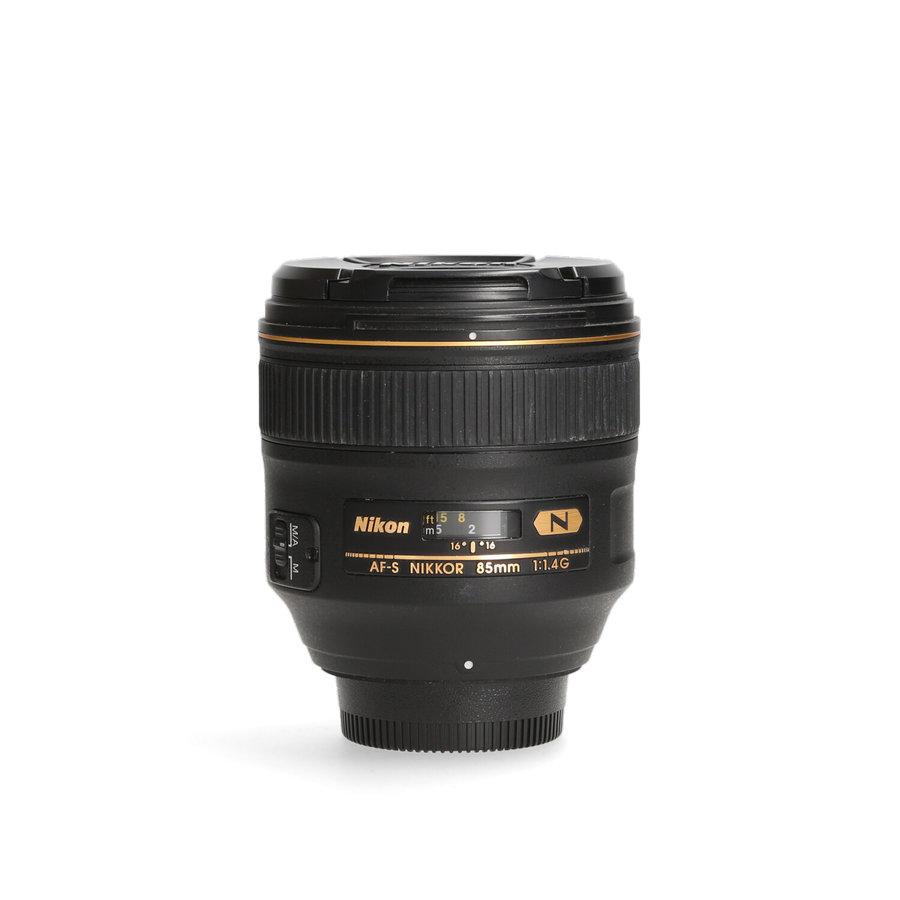 Nikon AF-S 85mm F/1.4G Nano