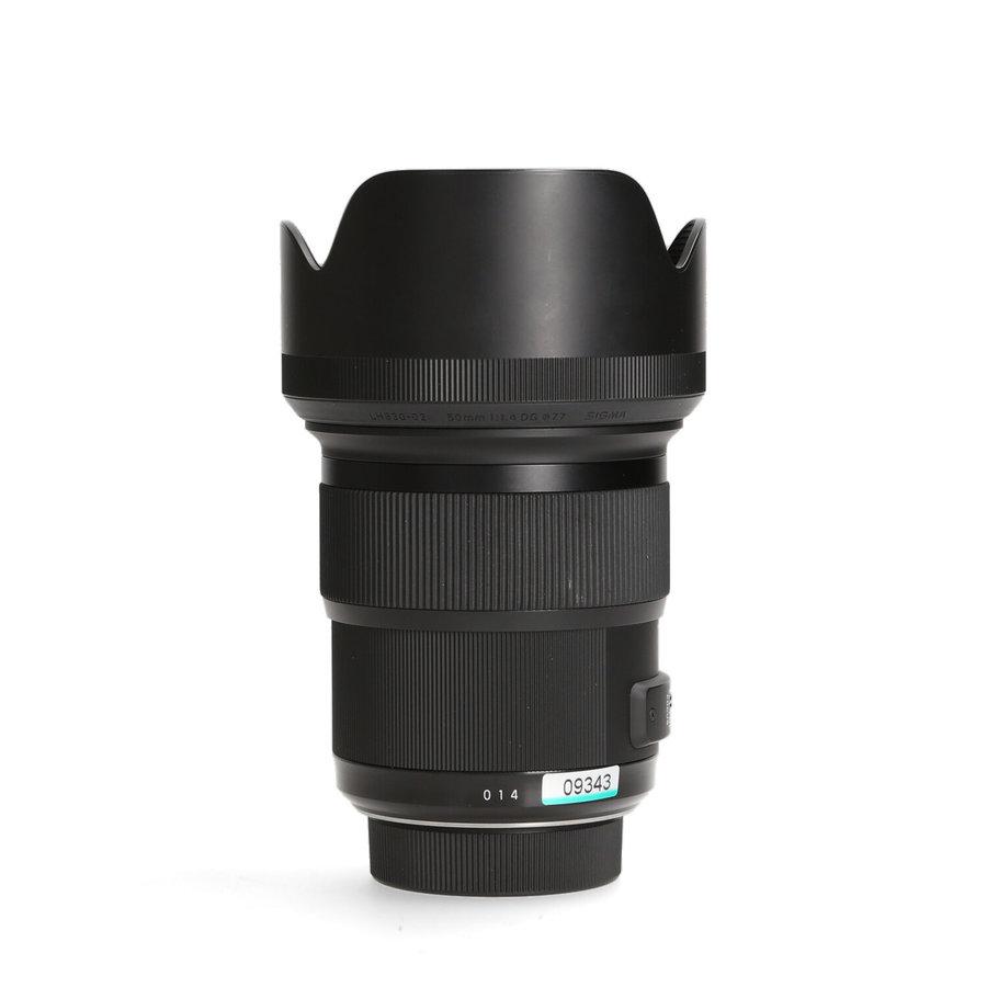 Sigma 50mm 1.4 DG ART (Nikon)