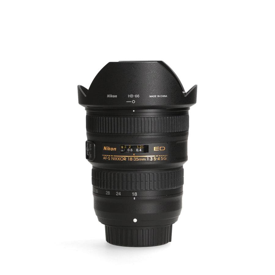 Nikon 18-35mm 3.5-5.6 G ED