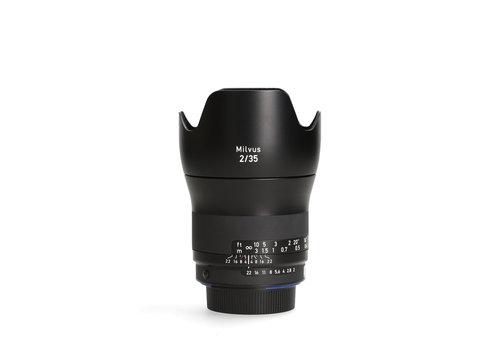 Zeiss Milvus 35 2.0 ZF.2 Nikon F