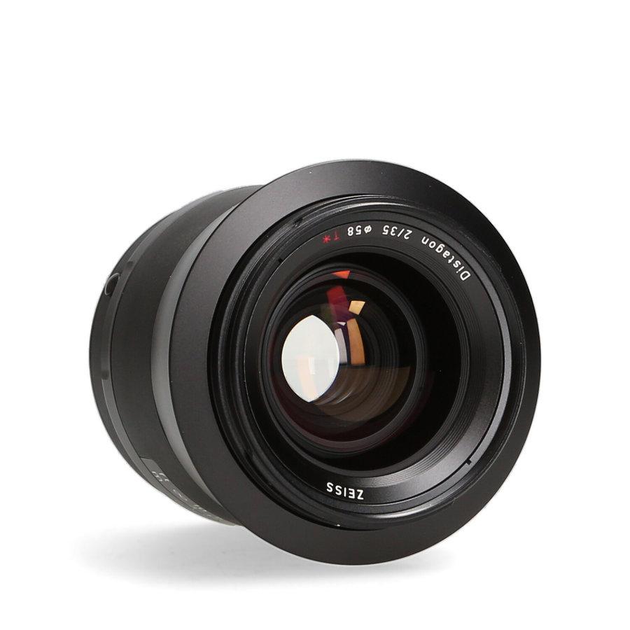 Carl Zeiss Milvus 35mm f/2.0 ZF.2 Nikon F