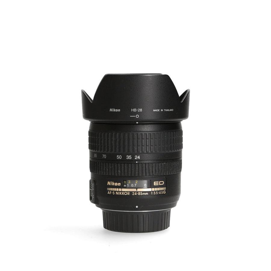 Nikon 24-85mm 3.5-4.5 G ED