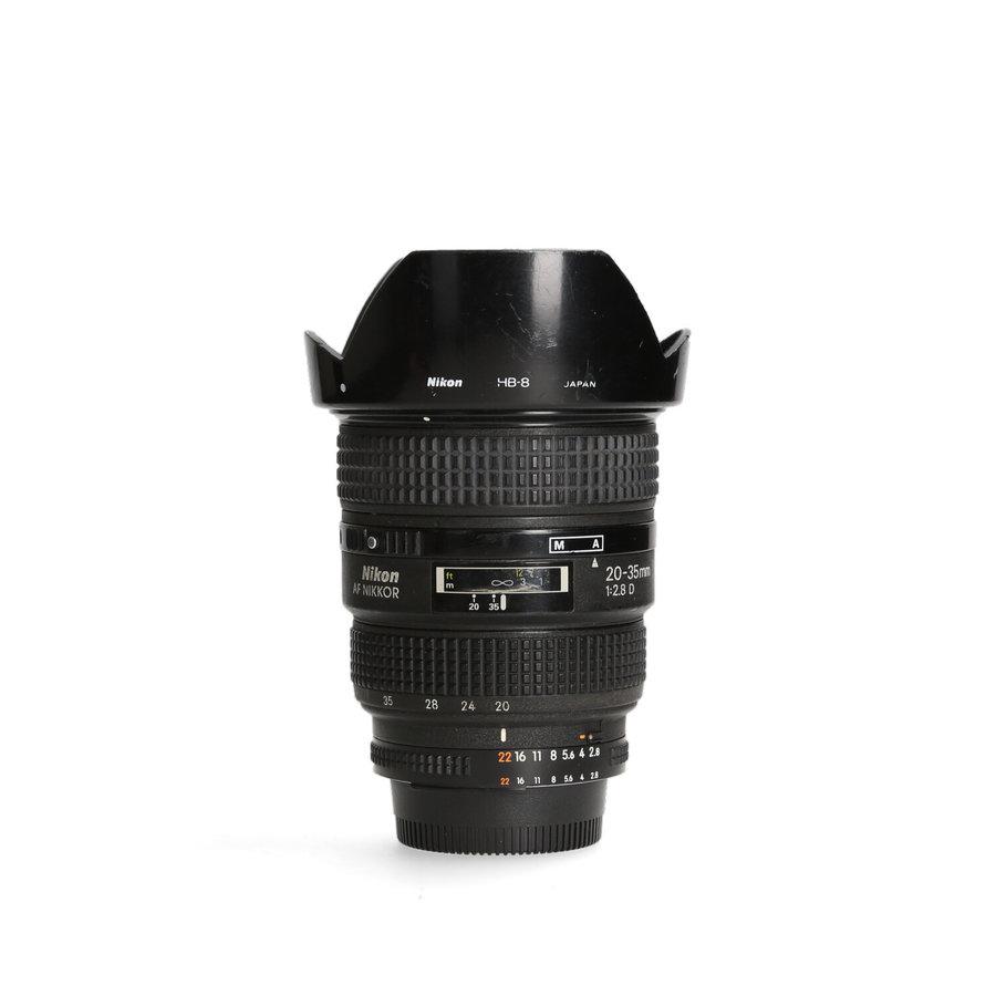 Nikon 20-35mm 2.8 AF-D