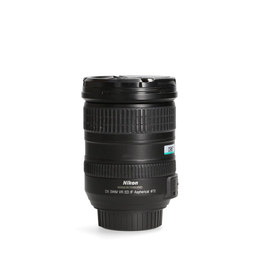 Nikon 18-200mm 3.5-5.6 G ED VR DX