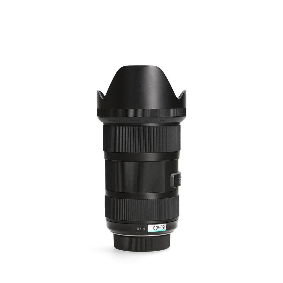 Sigma 18-35mm 1.8 DG HSM Art (Nikon)