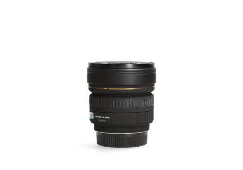 Sigma 8mm 3.5 EX DG Fisheye -- Incl. BTW