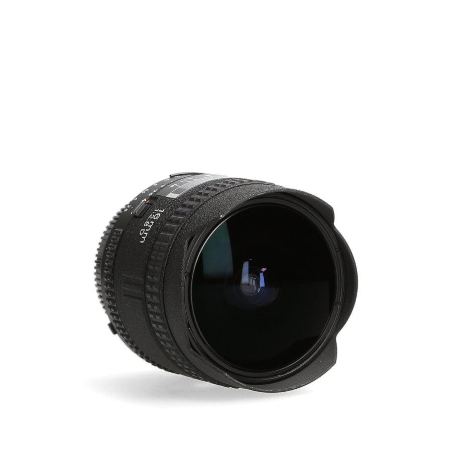 Nikon 16mm 2.8 AF-D Fisheye