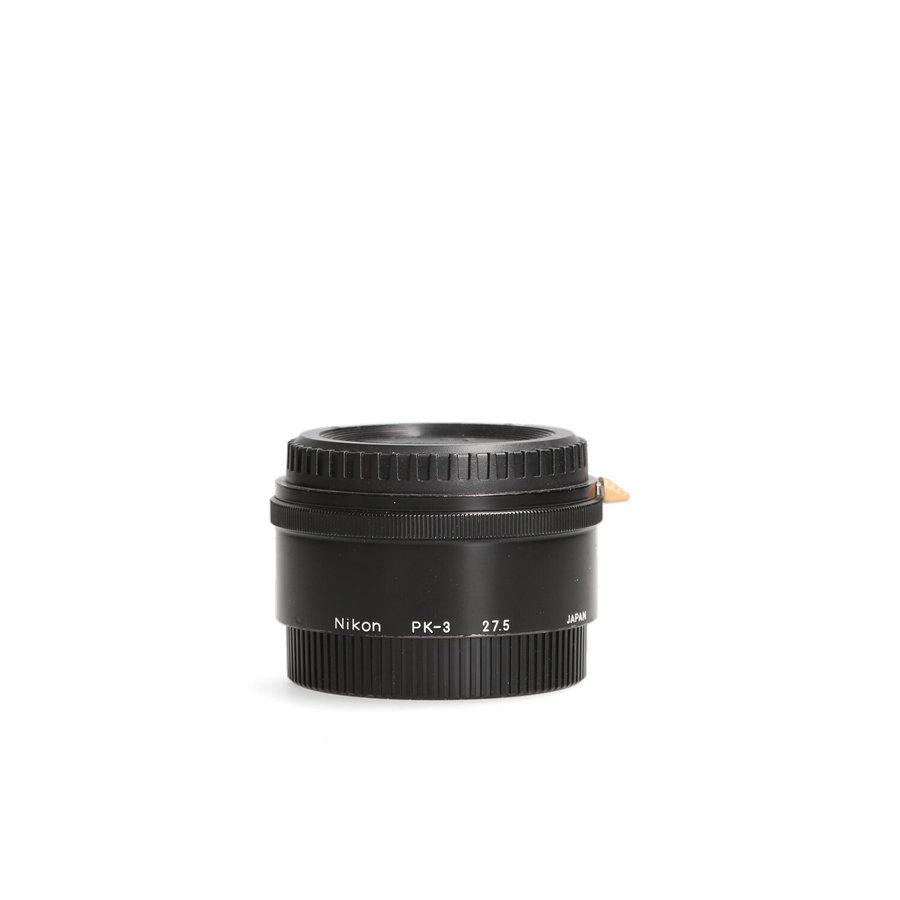 Nikon PK-3 Extention tube 27.5