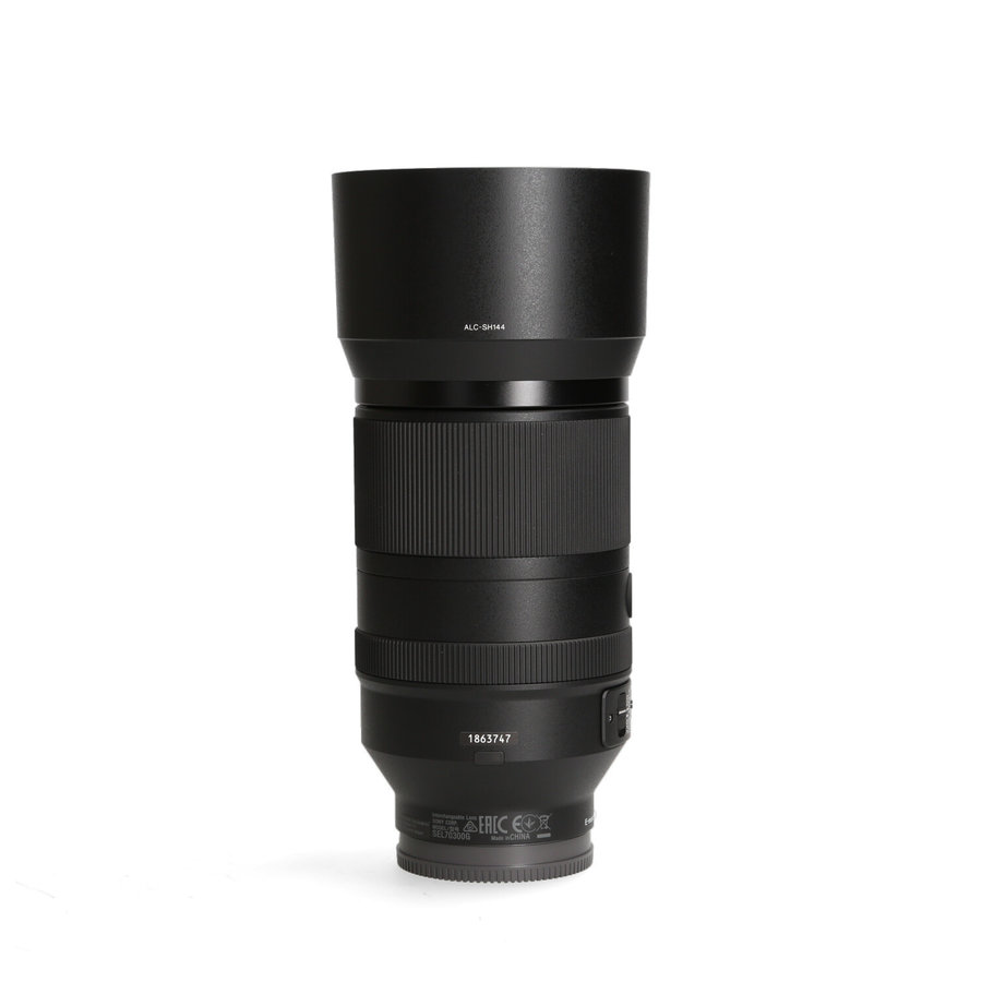Sony 70-300mm F 4.5-5.6 G OSS  - Demo