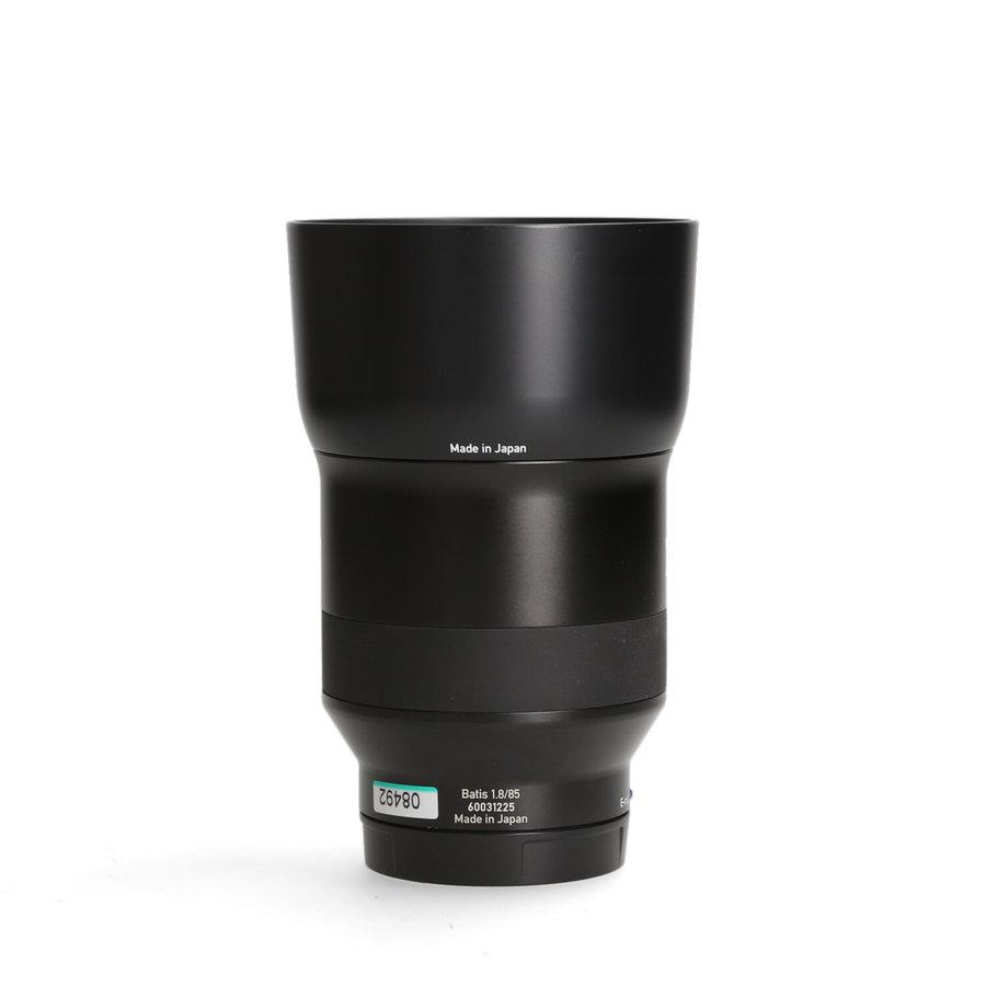 Zeiss Batis 85mm 1.8 (Sony E-Mount)