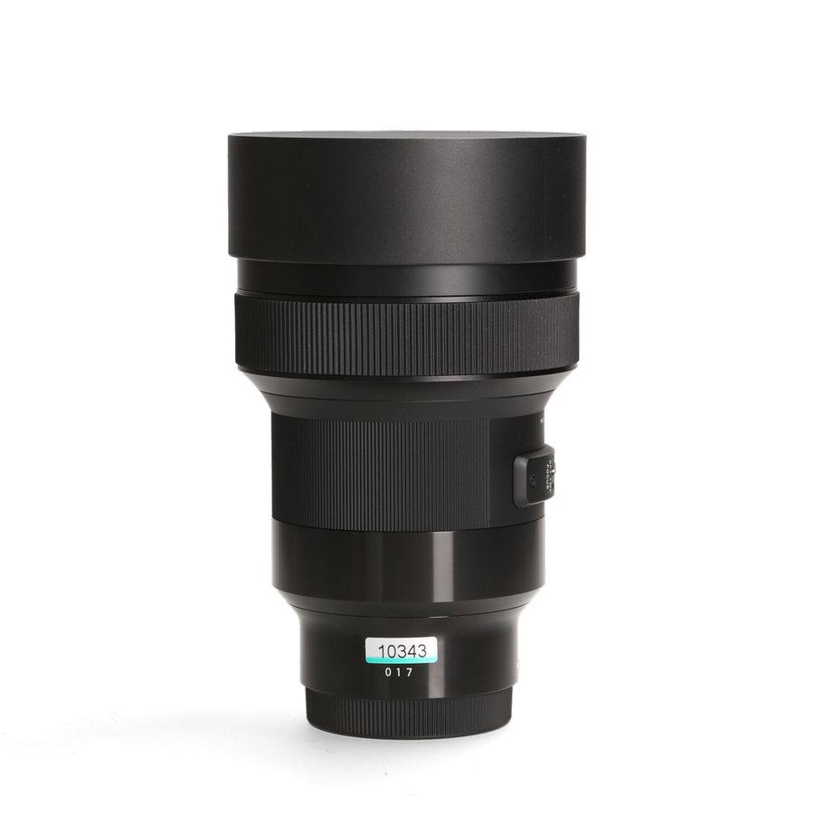 Sigma 14mm 1.8 DG HSM Art (Sony E)