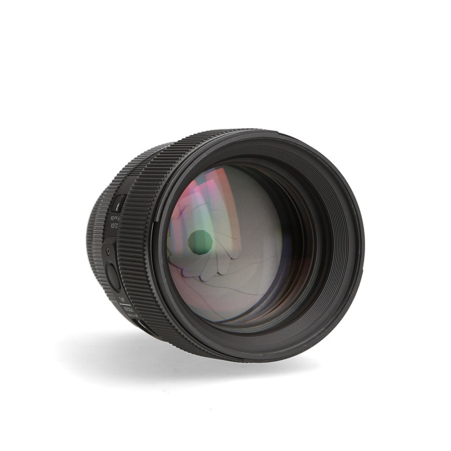 Sigma 85mm 1.4 DG Art (Sony E)