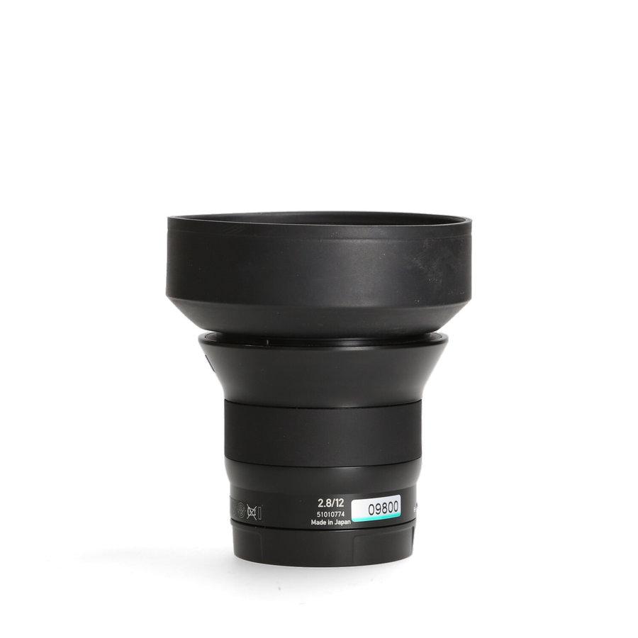 Zeiss Distagon T* Touit 12mm 2.8 (Sony E-mount)