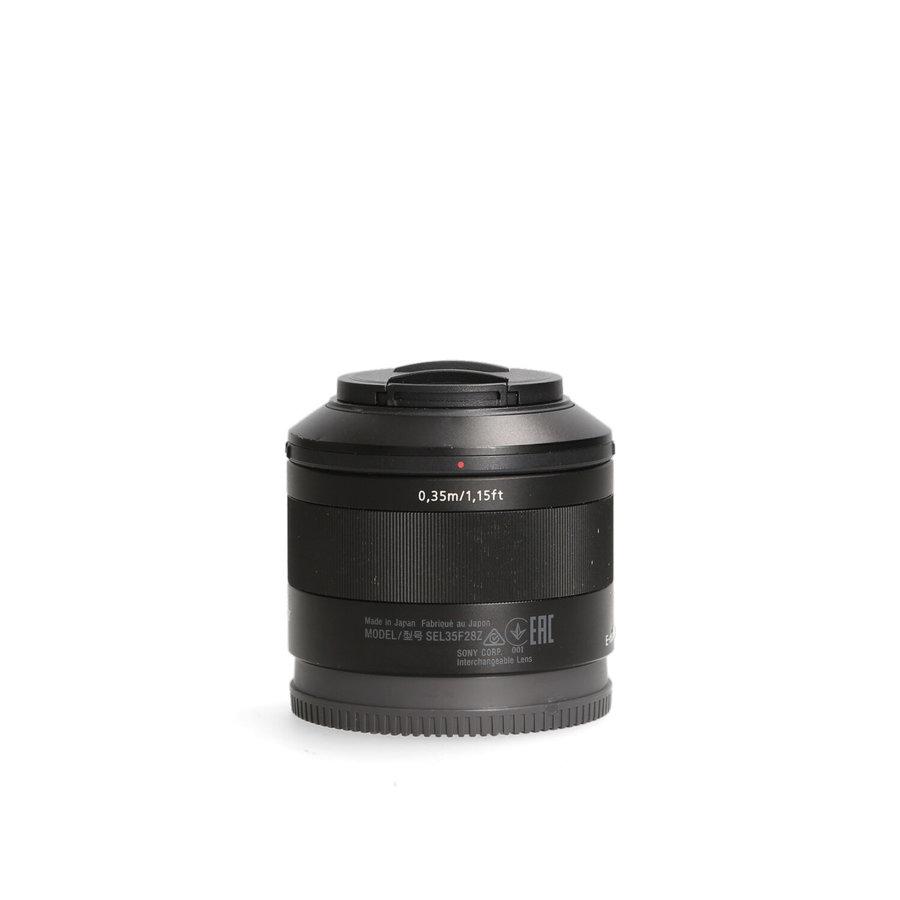 Sony FE 35mm 2.8 ZA Sonnar T