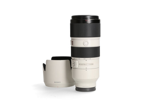 Sony FE 70-200mm 2.8 GM OSS -- Incl. BTW