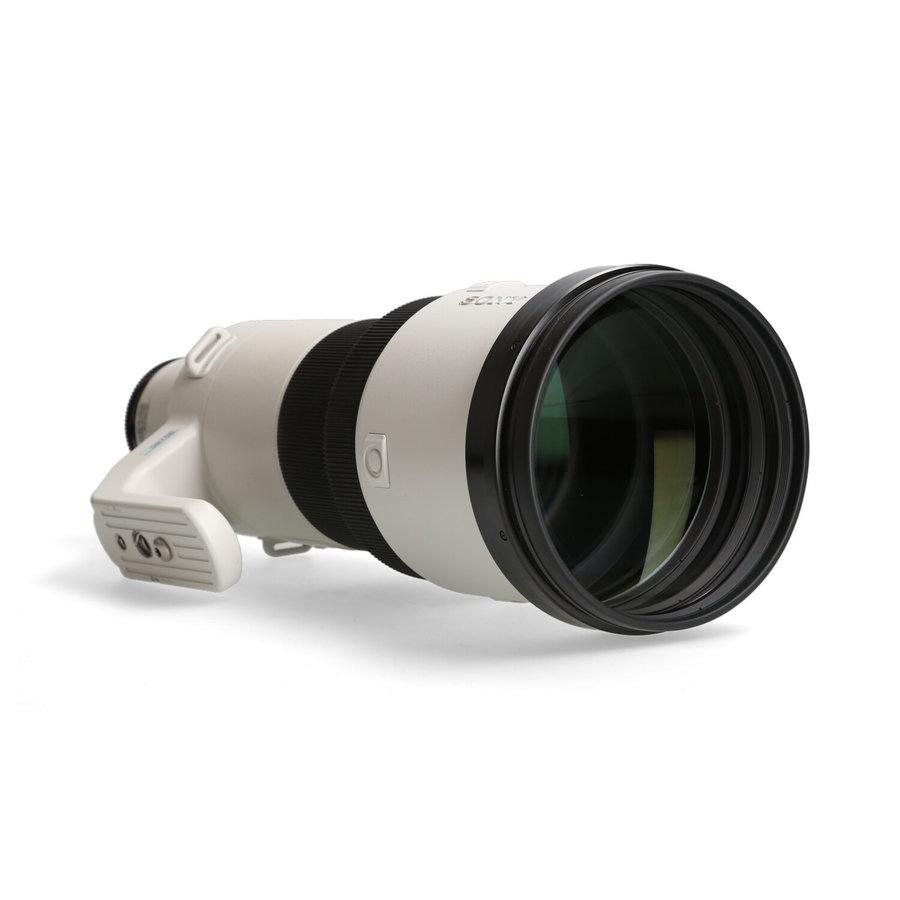 Sony SAL 500mm 4.0 G SSM (IF) ED + Sony LA-EA5 Mount Adapter