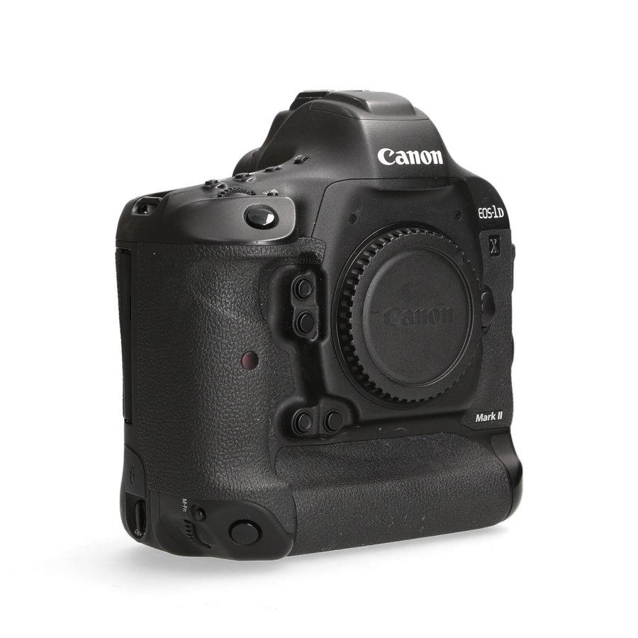 Canon 1Dx Mark II -- 148.486 kliks - Gereserveerd