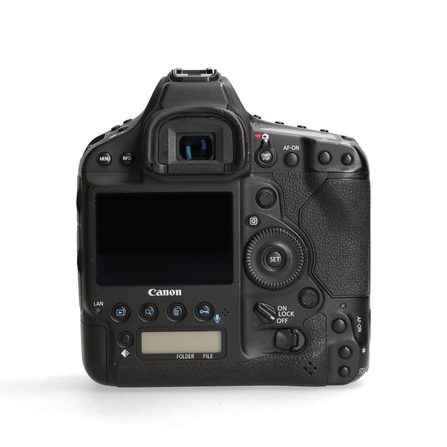 Canon 1Dx Mark II -- 228.000 kliks