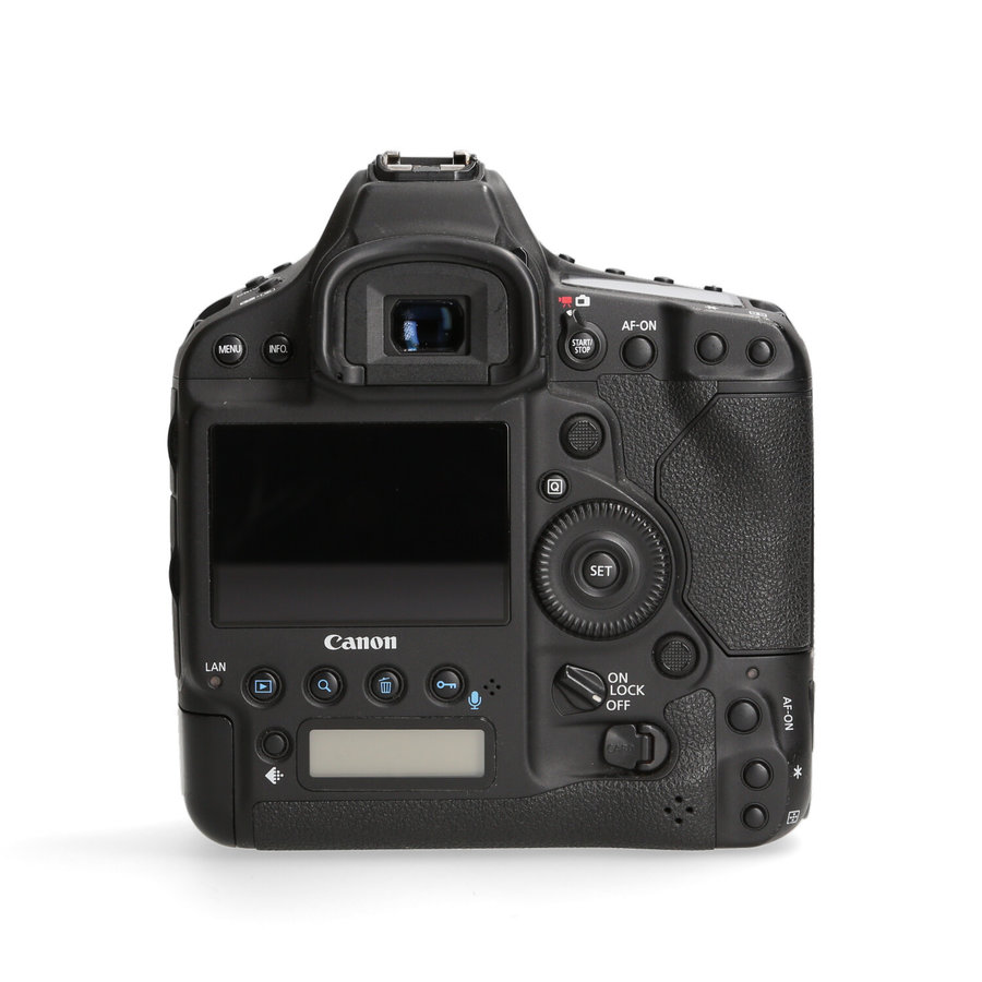 Canon 1Dx Mark II - < 35.000 kliks