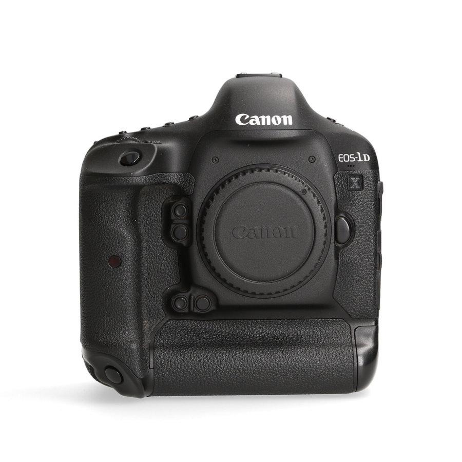 Canon 1Dx -- Incl. BTW