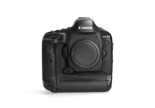 Canon 1Dx -- Incl BTW -- 383000 kliks