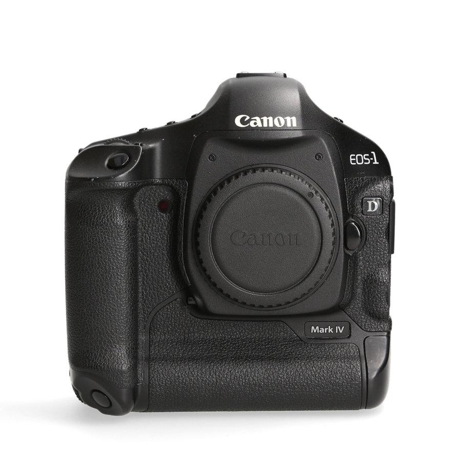 Canon 1D Mark IV -- 213.000 kliks