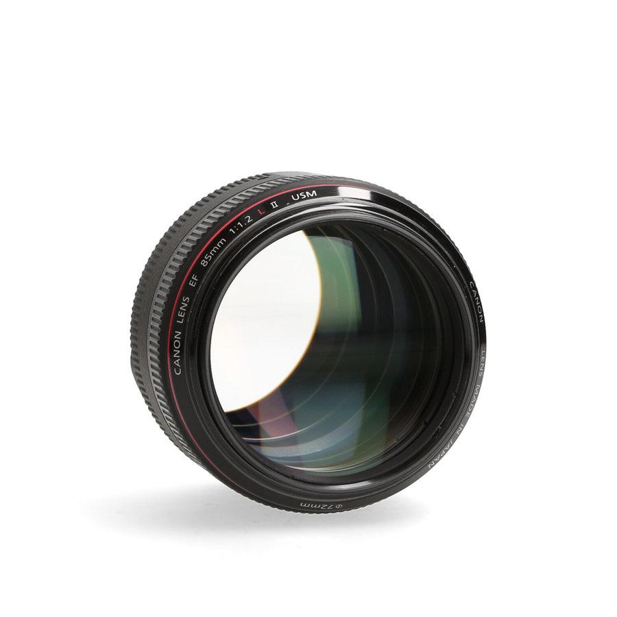 Canon 85mm 1.2 L EF USM II  -- Incl. BTW