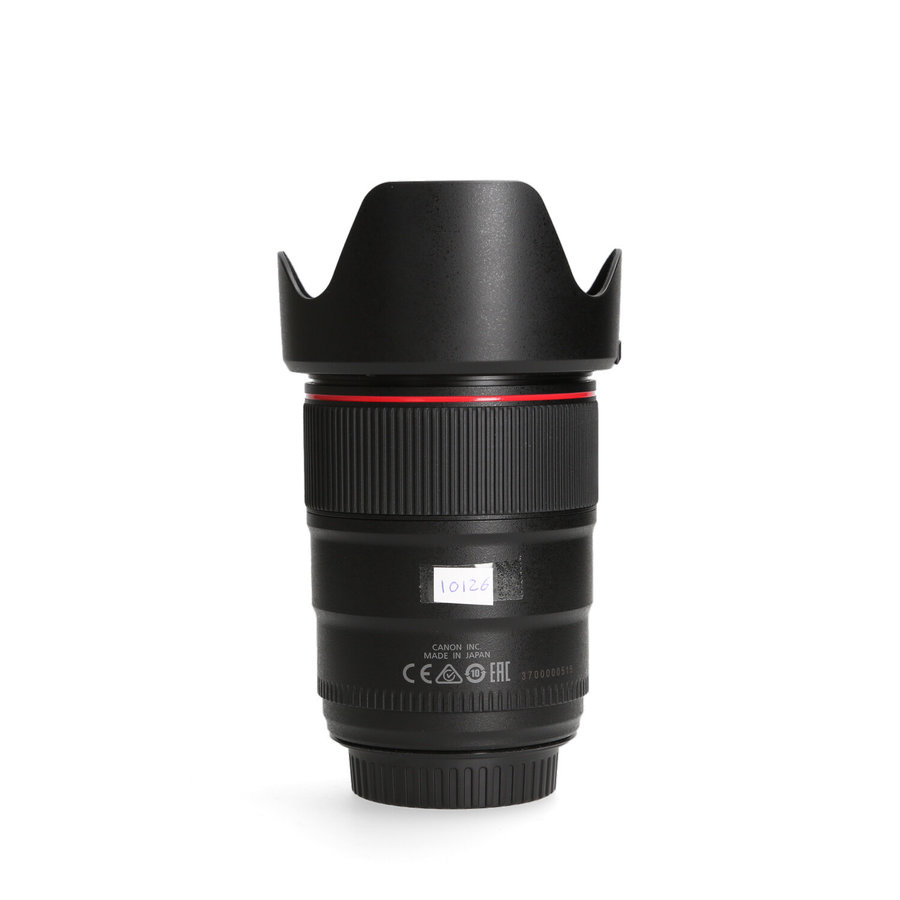 Canon 35mm 1.4 L EF II USM