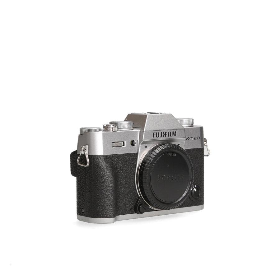 Fujifilm X-T20 -- 29.10 kliks - Gereserveerd
