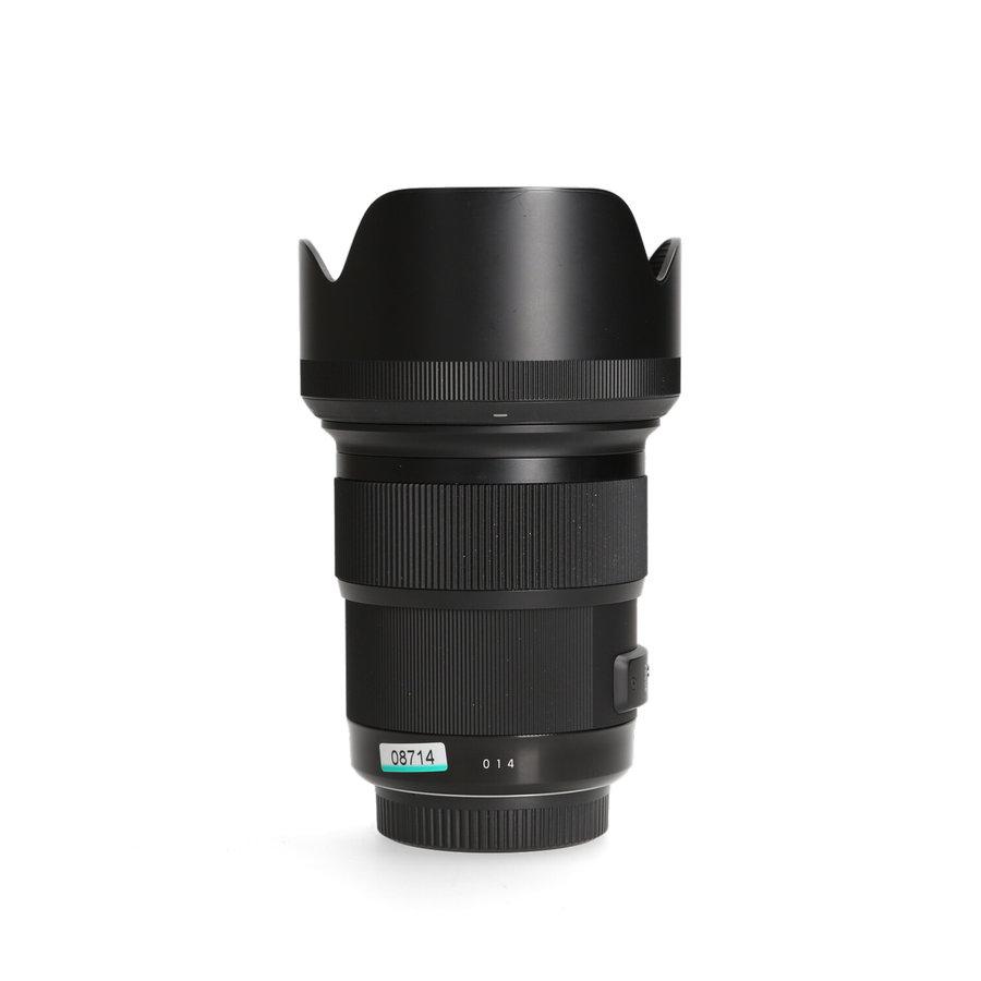 Sigma 50mm f/1.4 DG HSM Art Sigma SA-mount