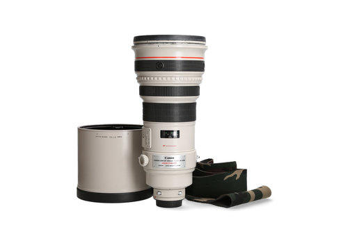 Canon 400mm 2.8 L EF IS USM (Mist koffer)