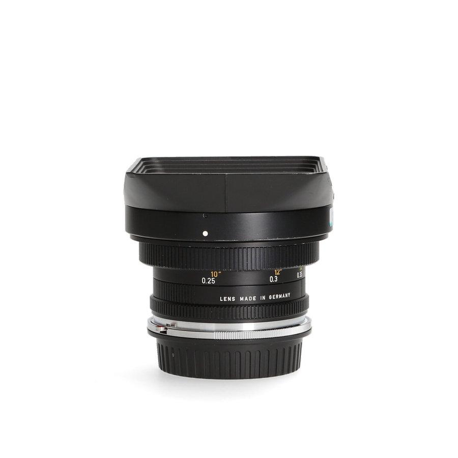 Leica Leitz Wetzlar 21mm 4.0 SUPER ANGULON-R