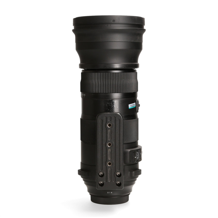 Sigma 150-600mm 5.0-6.3 DG OS HSM Sports (Canon)