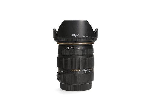 Sigma 17-50mm 2.8 EX HSM (Canon)