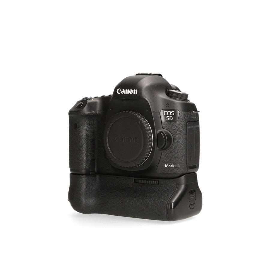 Canon 5D Mark III + BG-E11 - 26345 kliks
