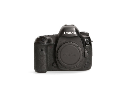 Canon 5D Mark IV - 206.000 kliks - Incl. BTW