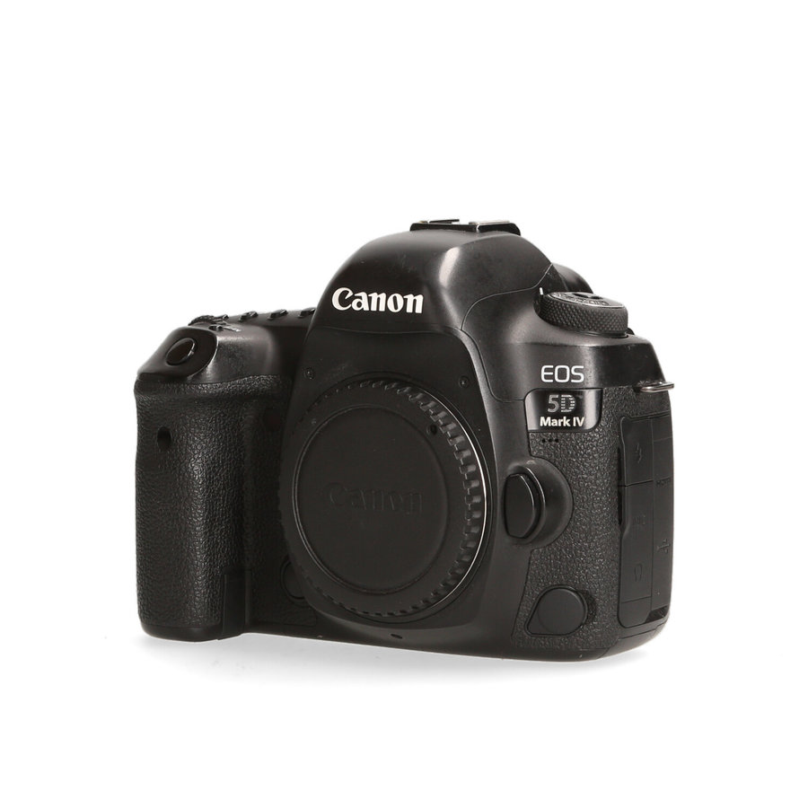 Canon 5D Mark IV - 206.000 kliks - Incl. BTW