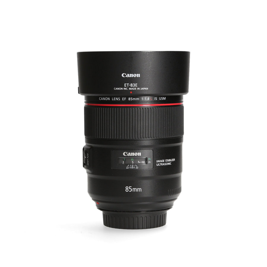 Canon 85mm 1.4 L EF IS USM