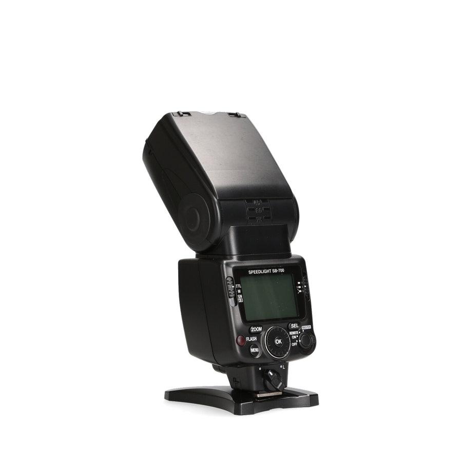 Nikon SB-700 Speedlight - Nikon flitser