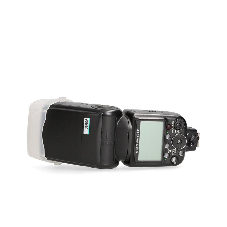 Nikon SB-900 Speedlight / Nikon flitser