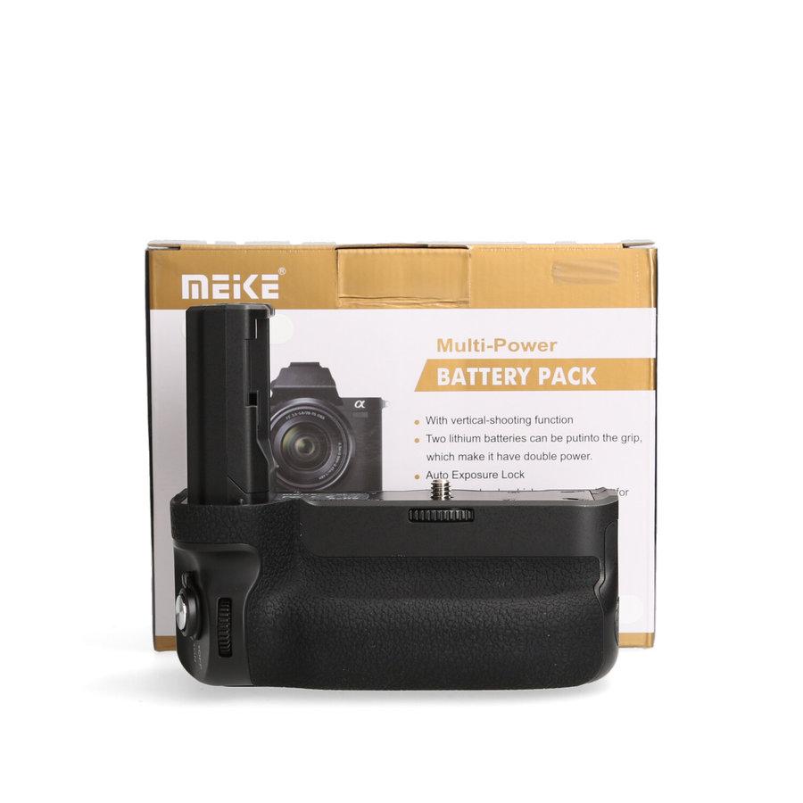 Nieuw: Meike MK-A9 Pro Batterygrip voor Sony A9