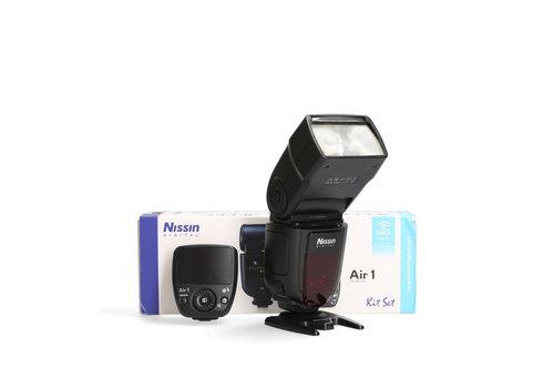 Nissin Di700A + Air (Fujifilm)