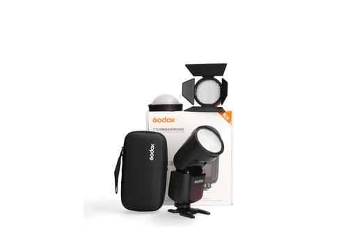 Godox Speedlite V1 Sony + Accessoires Kit