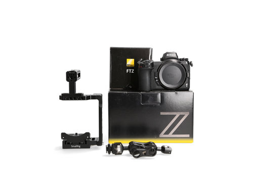 Nikon Z6 Movie Essentials kit (zonder Atomos Power kit) -- Incl. BTW